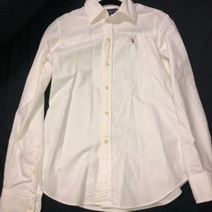 Women's Ralph Lauren dress shirt
